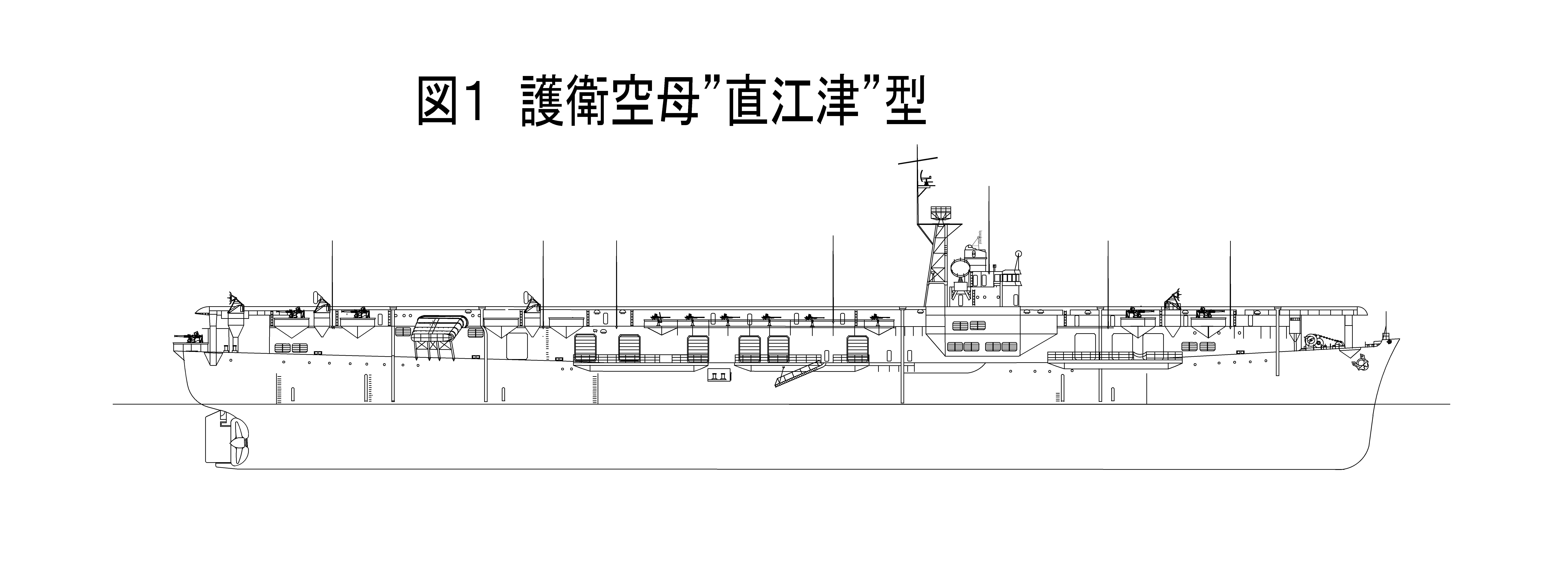 """仮想艦隊45.護衛空母 """"直江津""""..."""